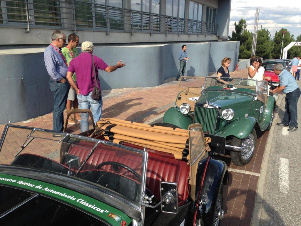 2º Encontro Ibérico de Automóveis Clássicos 2015 18