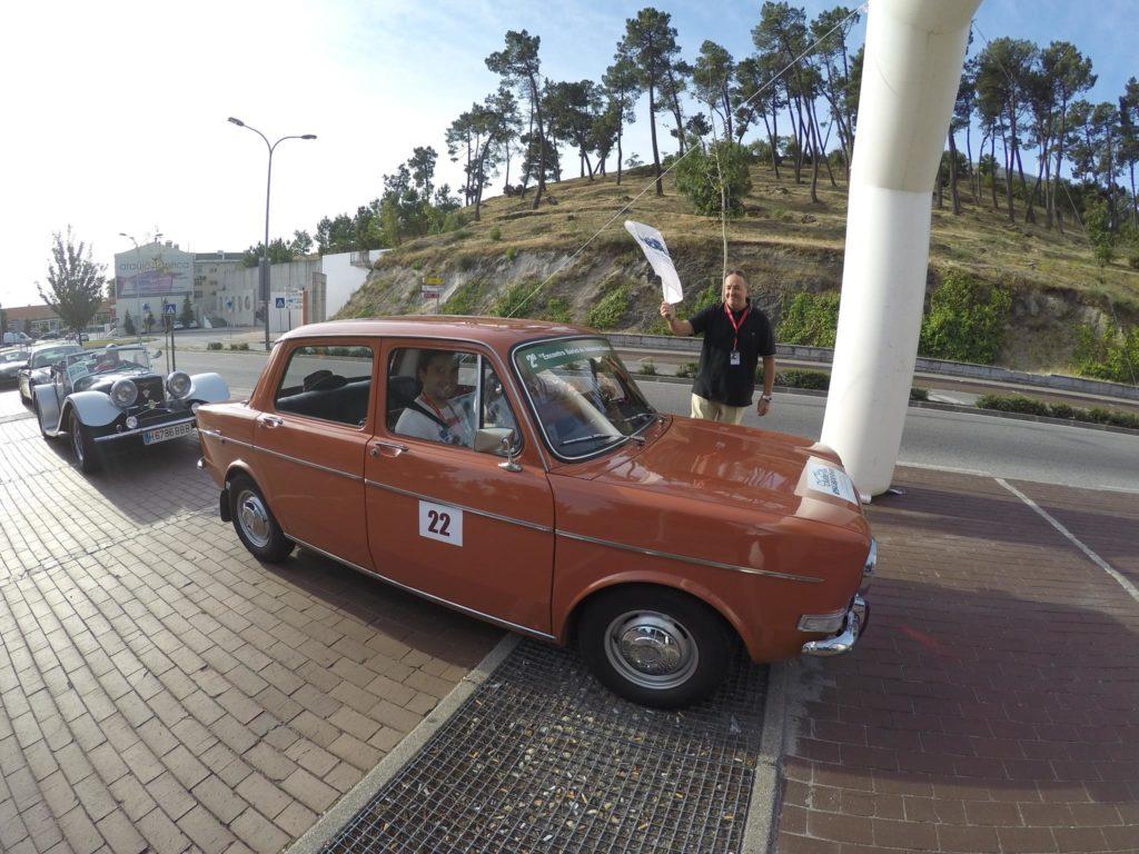 2º Encontro Ibérico de Automóveis Clássicos 2015 2