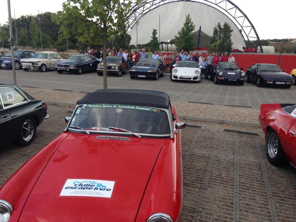 2º Encontro Ibérico de Automóveis Clássicos 2015 21
