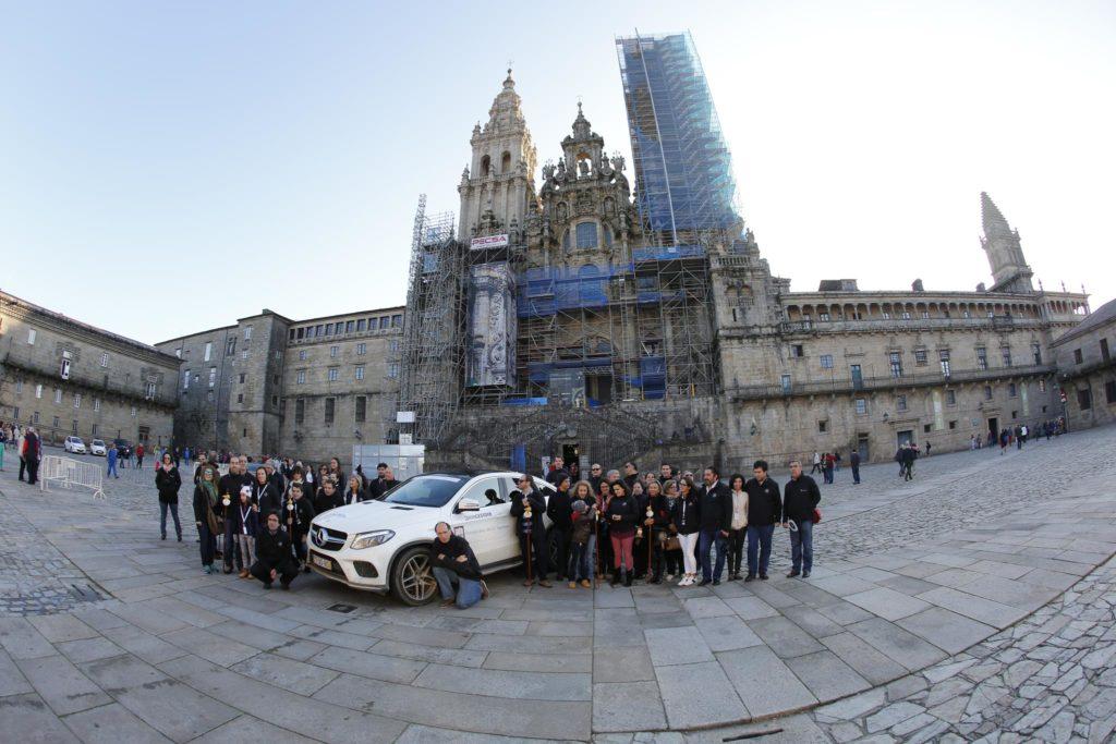 4º Mercedes Benz 4MATIC Santiago de Compostela 2015 153