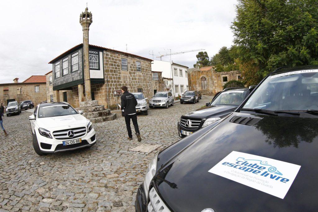 4º Mercedes Benz 4MATIC Santiago de Compostela 2015 8 1