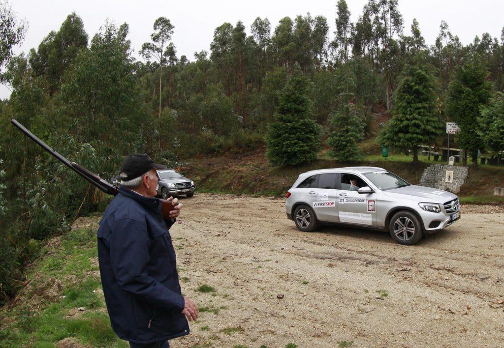 4º Mercedes Benz 4MATIC Santiago de Compostela 2015 81