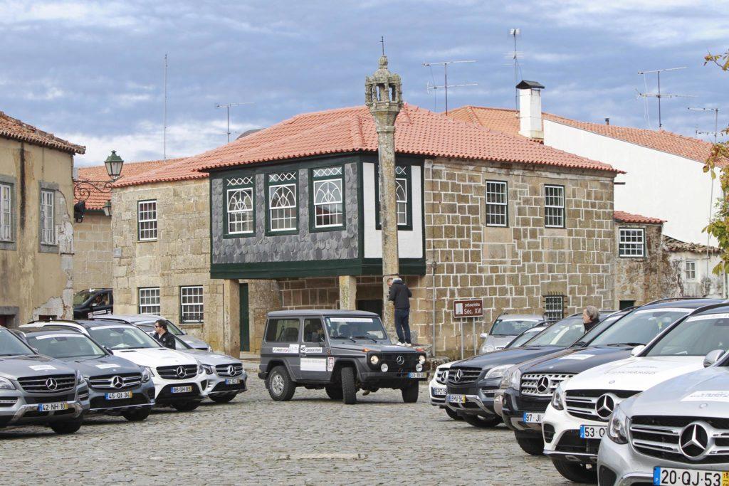 4º Mercedes Benz 4MATIC Santiago de Compostela 2015 9 1