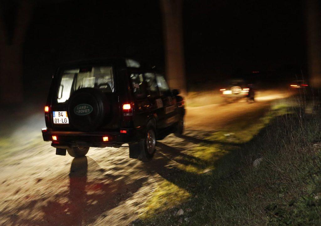 Aniversário Land Rover Rota Histórica 25 anos 2015 17