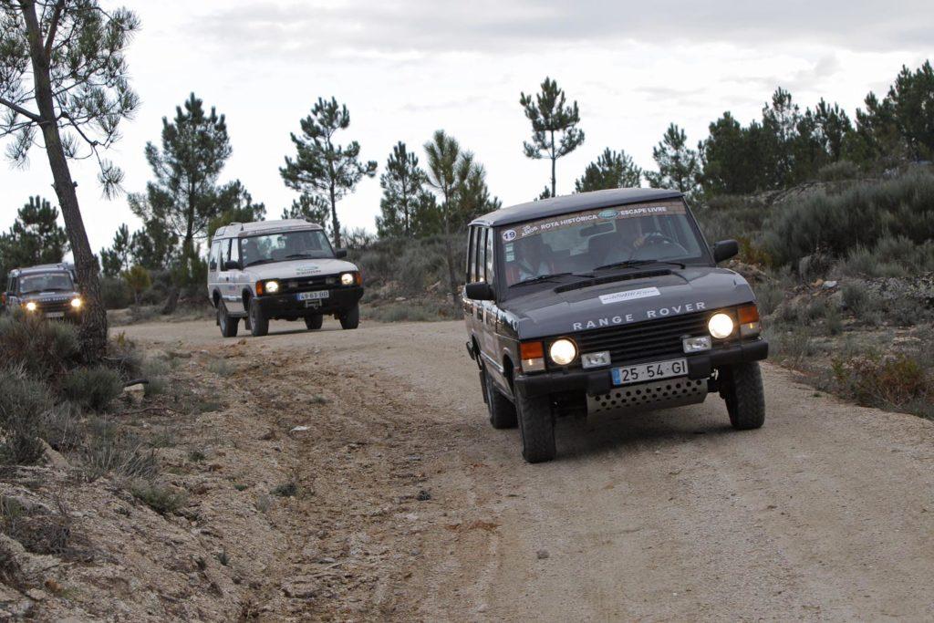 Aniversário Land Rover Rota Histórica 25 anos 2015 26