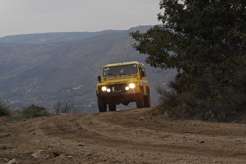 Aniversário Land Rover Rota Histórica 25 anos 2015 34