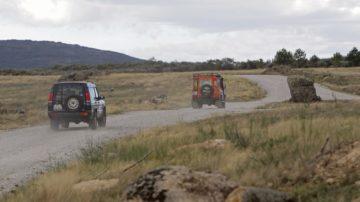 Aniversário Land Rover Rota Histórica 25 anos 2015 38