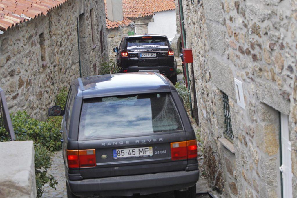 Aniversário Land Rover Rota Histórica 25 anos 2015 45