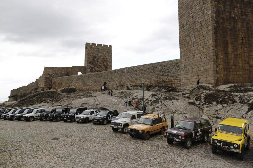 Aniversário Land Rover Rota Histórica 25 anos 2015 47
