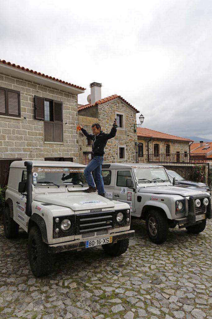 Aniversário Land Rover Rota Histórica 25 anos 2015 50
