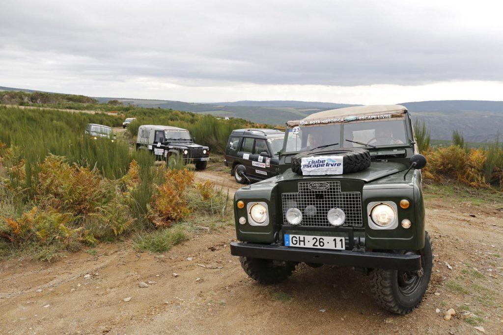 Aniversário Land Rover Rota Histórica 25 anos 2015 51