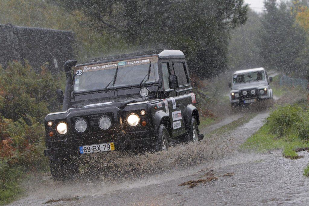 Aniversário Land Rover Rota Histórica 25 anos 2015 65