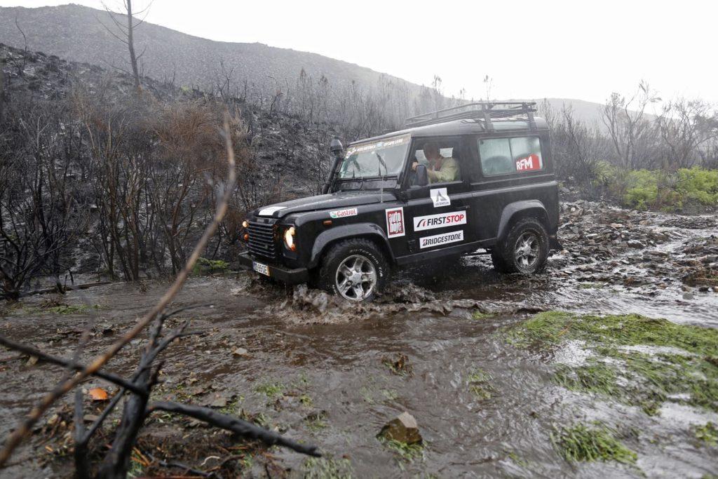Aniversário Land Rover Rota Histórica 25 anos 2015 67