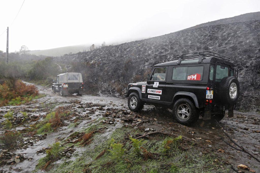 Aniversário Land Rover Rota Histórica 25 anos 2015 68