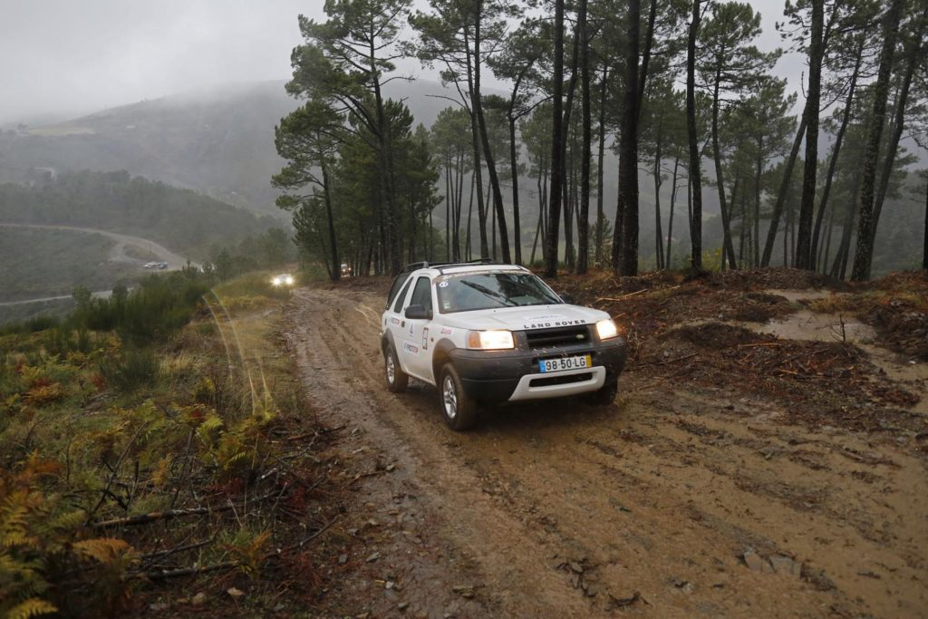 Aniversário Land Rover Rota Histórica 25 anos 2015 73