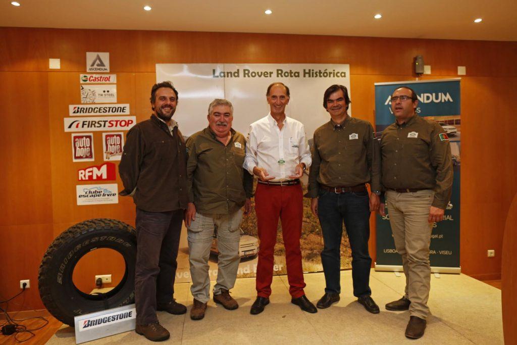 Aniversário Land Rover Rota Histórica 25 anos 2015 86