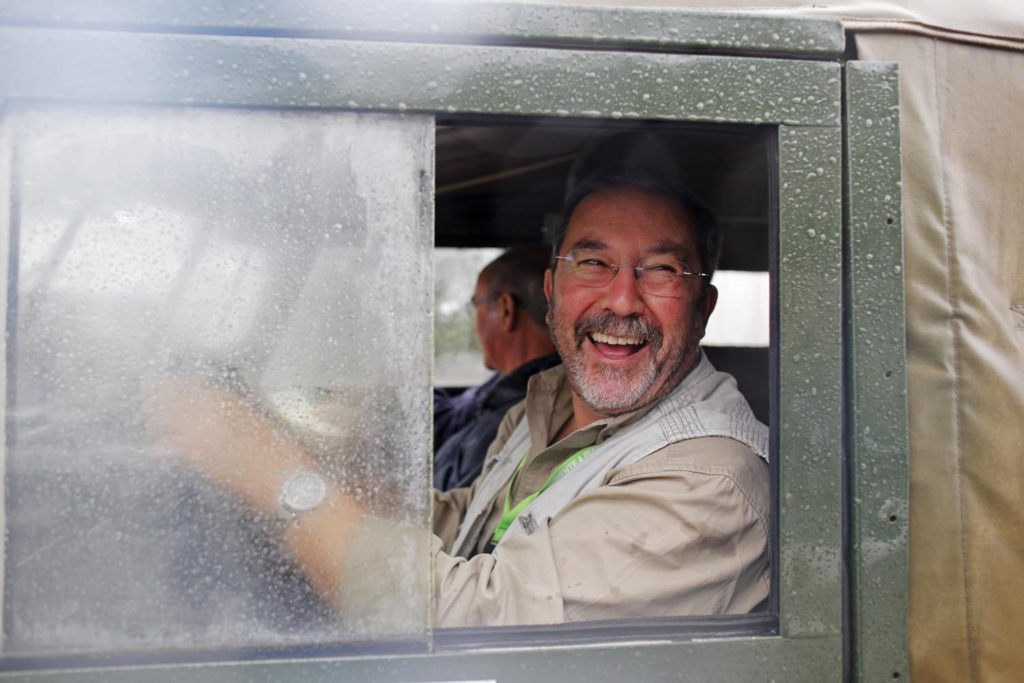 Aniversário Land Rover Rota Histórica 25 anos 2015 88
