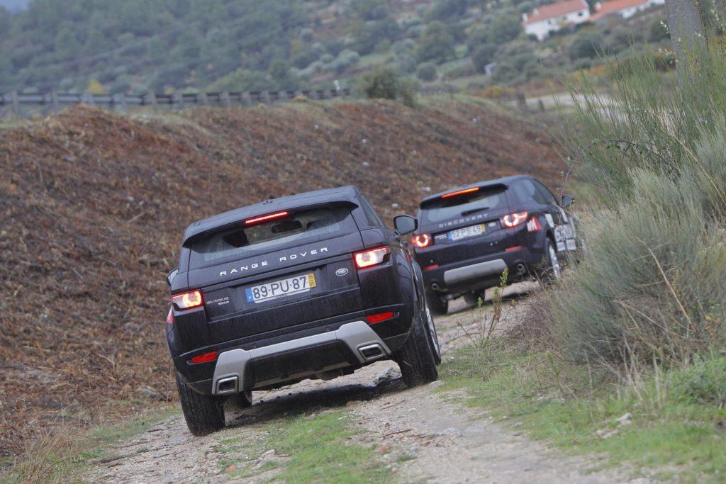Aniversário Land Rover Rota Histórica 25 anos 2015 89