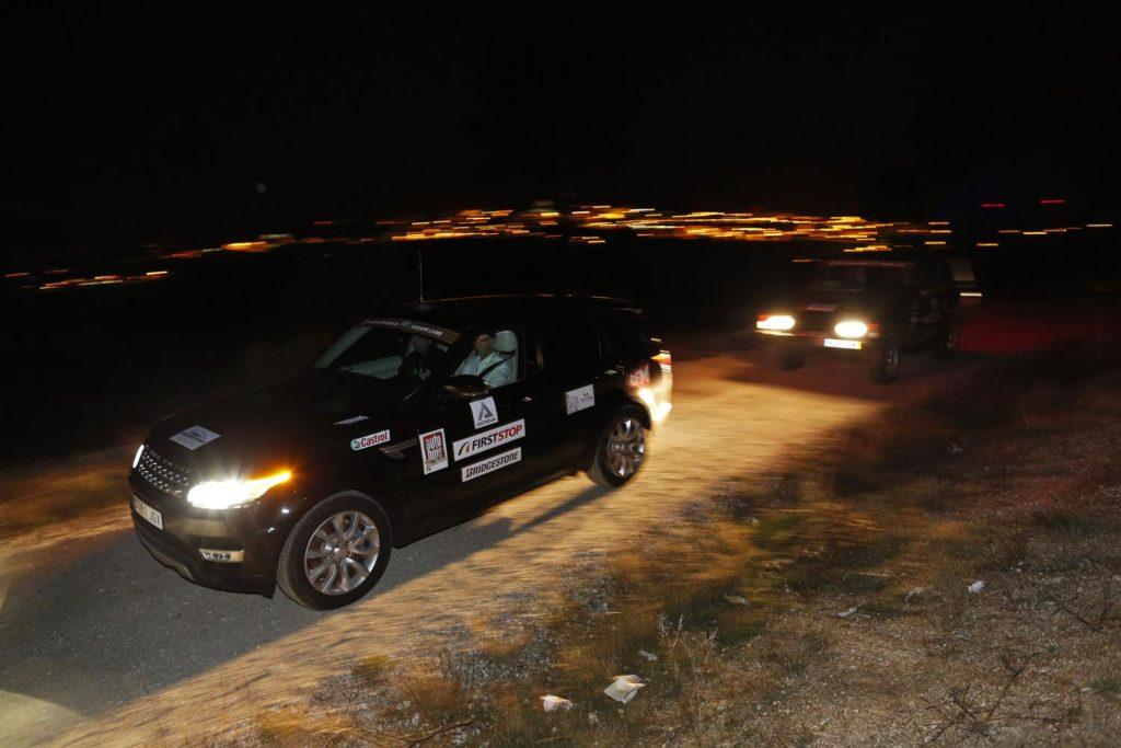 Aniversário Land Rover Rota Histórica 25 anos 2015 9
