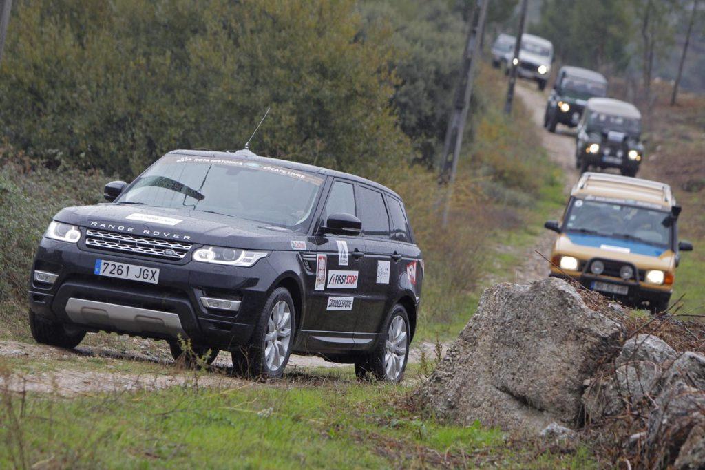 Aniversário Land Rover Rota Histórica 25 anos 2015 90
