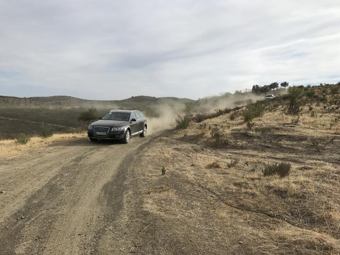Audi Off Road Experience 2017
