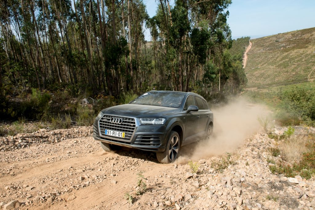 Audi Off Road Experience