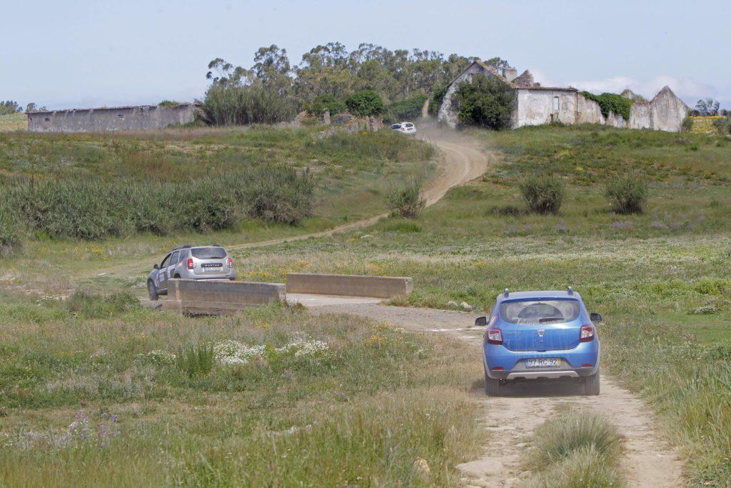 Aventura Dacia 4x2 2016