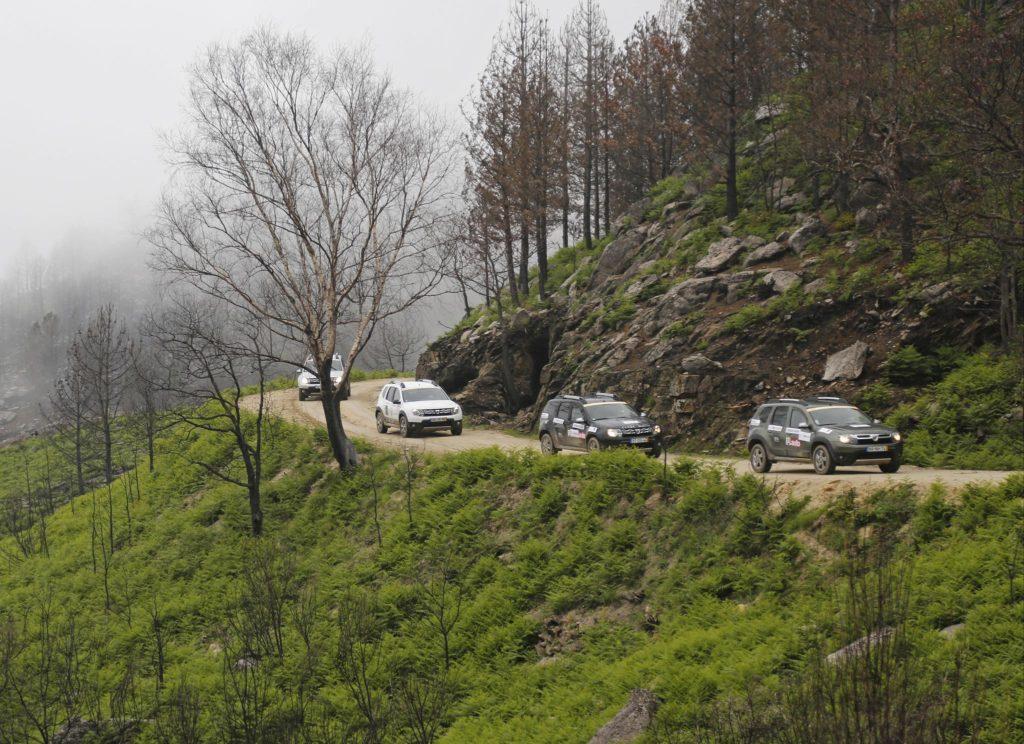 Aventura Dacia 4x2 2018