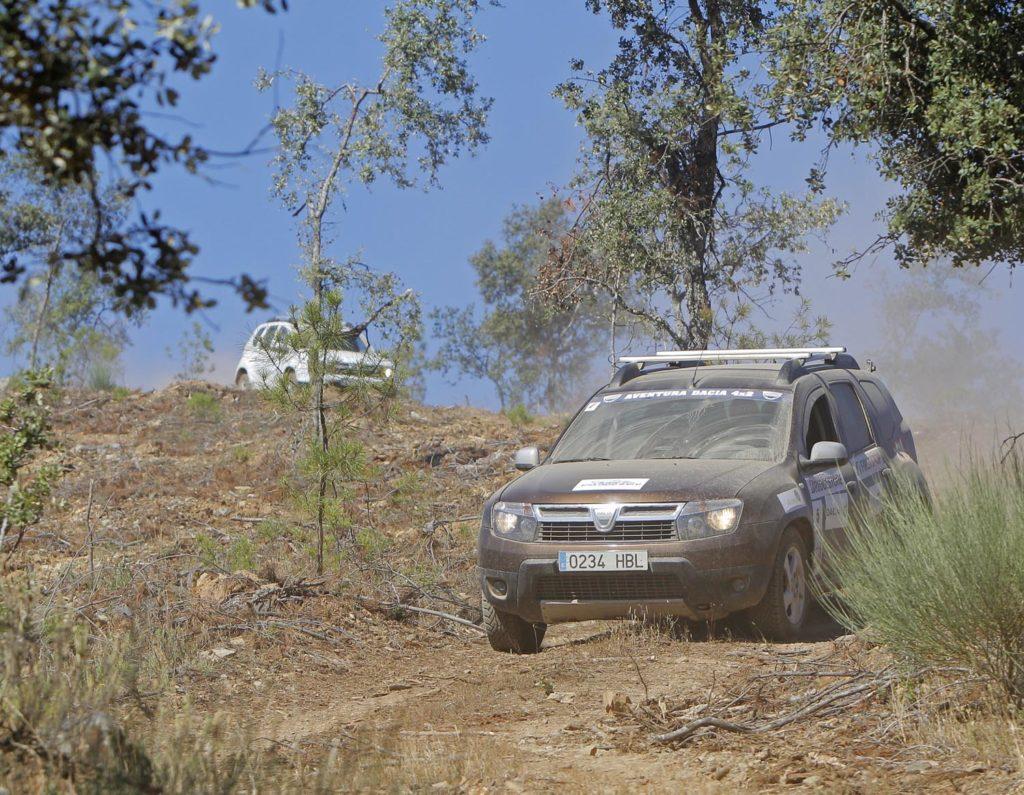 Aventura Dacia 4x2 - Termas de Monfortinho 2015