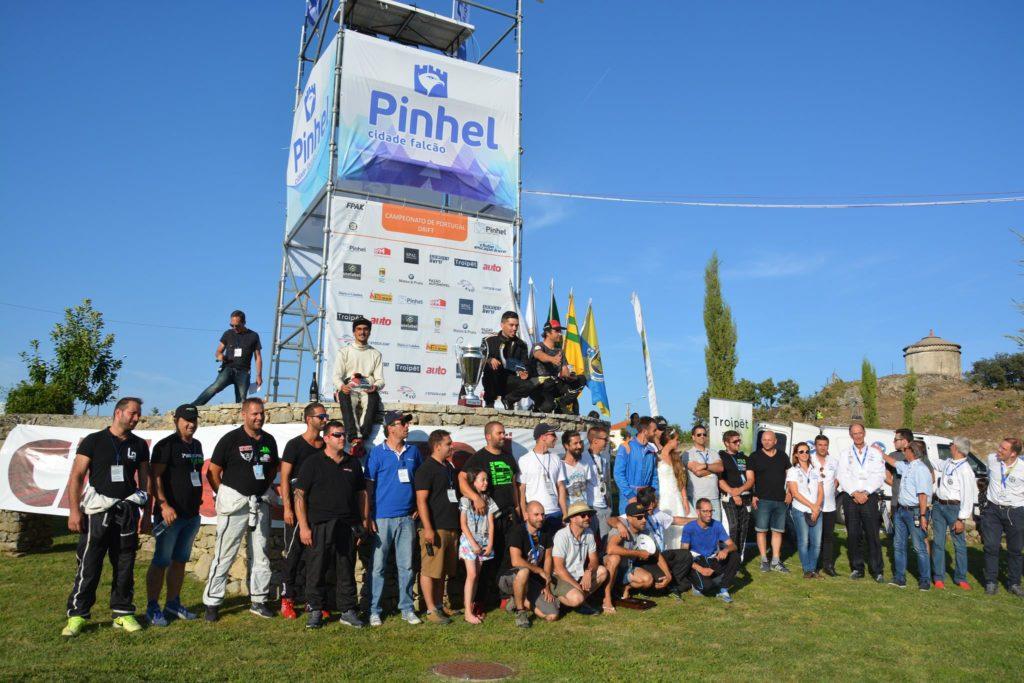 Drift Pinhel 2018