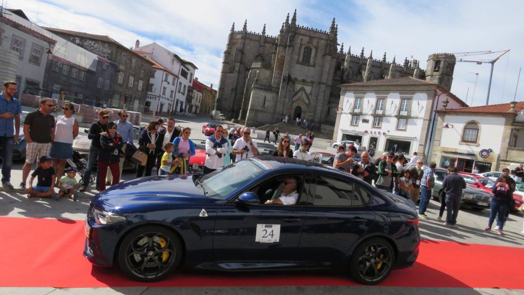 Festival Automóvel Clássico Guarda 2017