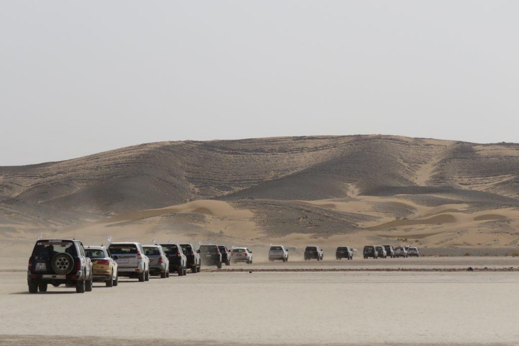 Off road Bridgestone first stop marrocos