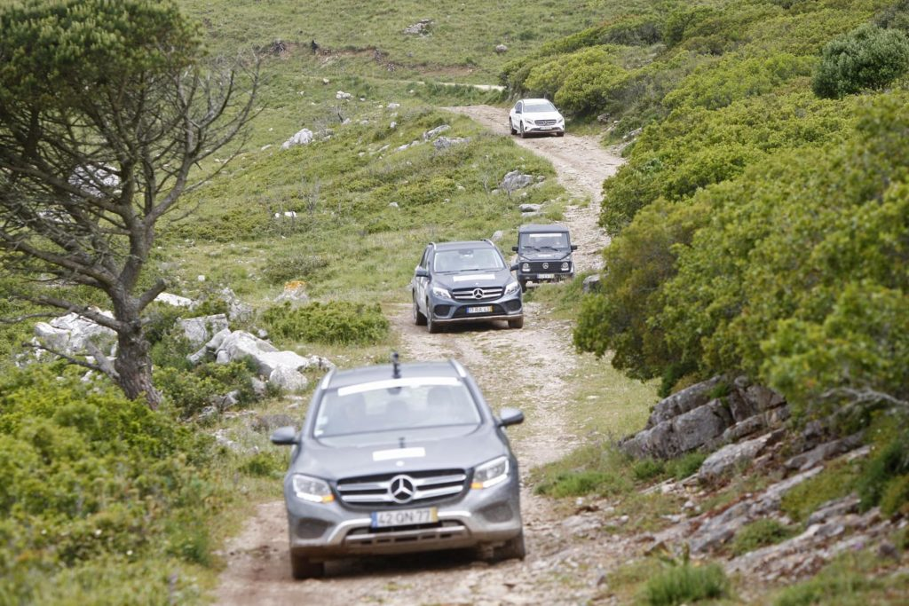 Mercedes-Benz 4MATIC Experience 2016