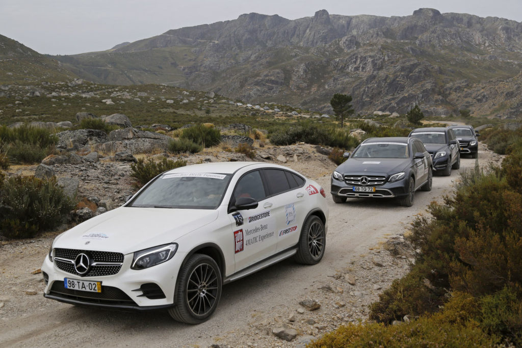 Mercedes-Benz 4MATIC Experience 2017