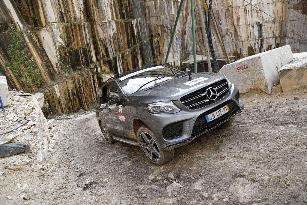 Mercedes-Benz 4MATIC Experience 2018