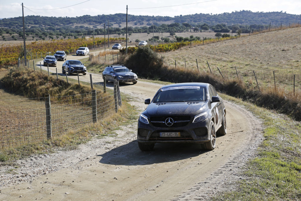 Mercedes-Benz 4MATIC Experience