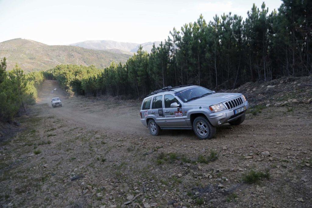Off Road Bridgestone ACP Caminho de Santiago 2018