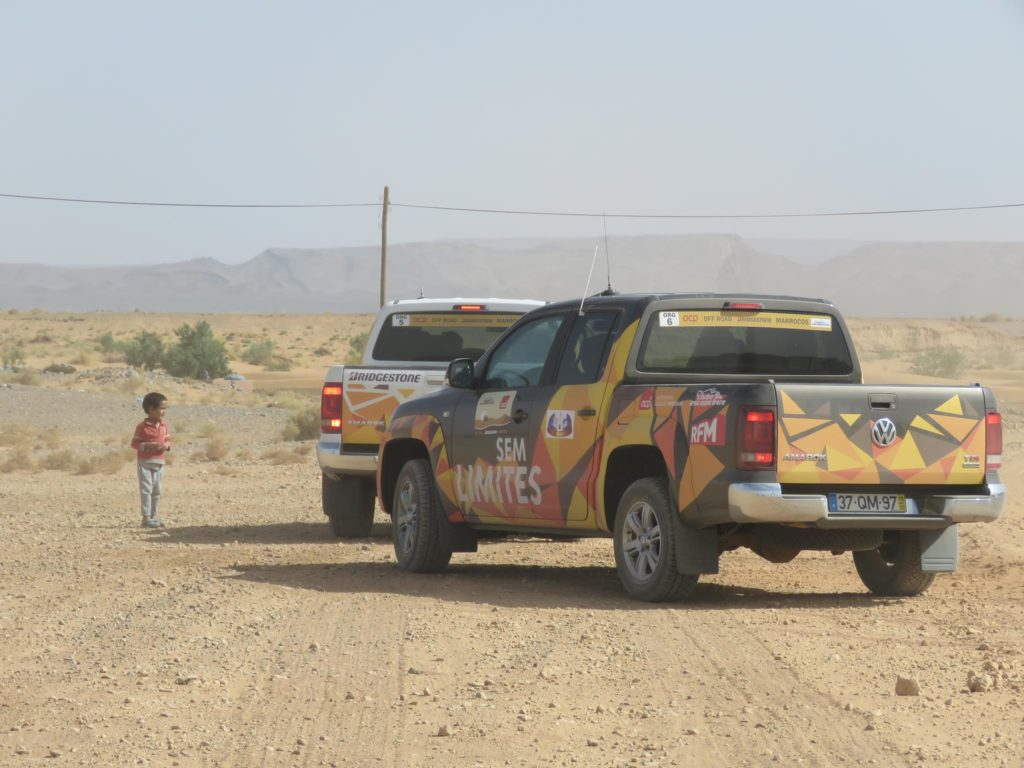 Off Road Bridgestone Marrocos 2016