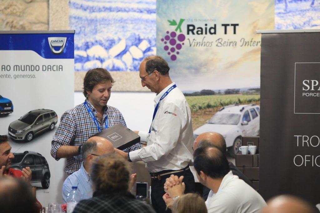 Raid TT Vinhos Beira Interior 2017