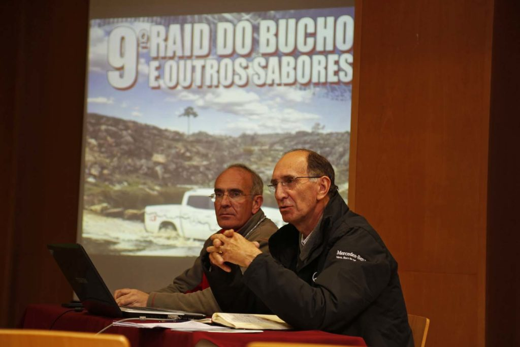 Raid do Bucho 2018
