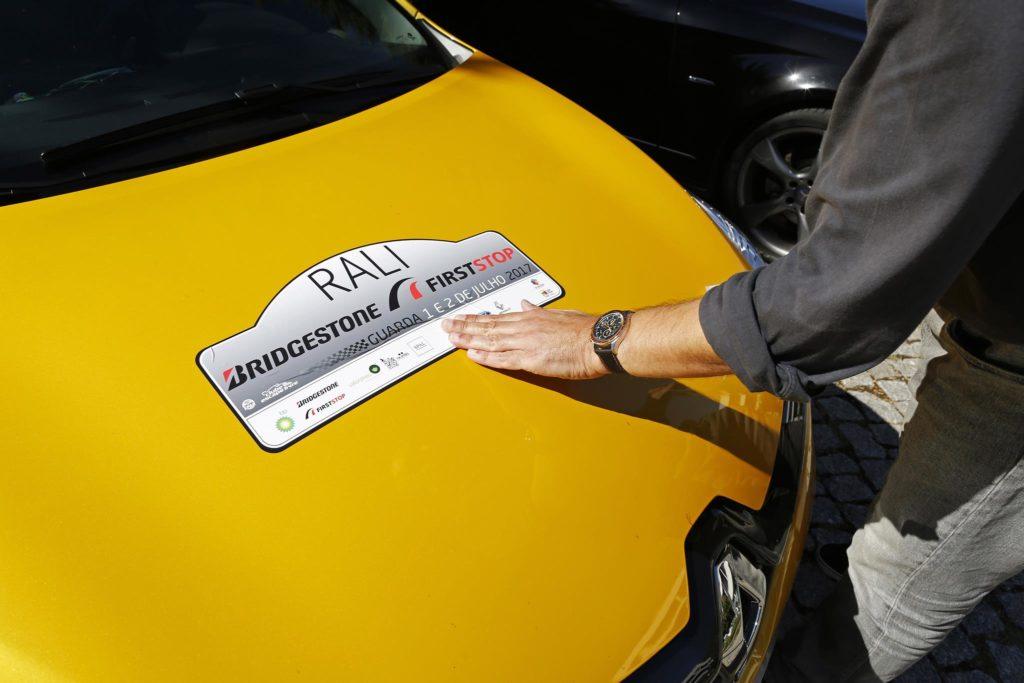 Rali Bridgestone First Stop Guarda 2017