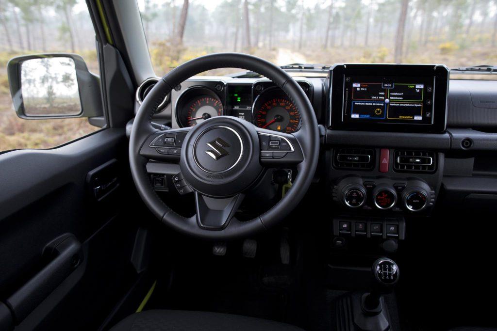 Suzuki Jimny Allgrip MODE3 1