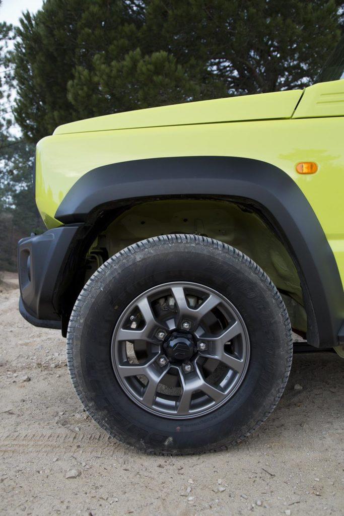Suzuki Jimny Allgrip MODE3 12