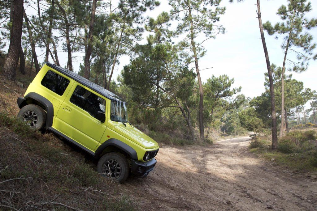Suzuki Jimny Allgrip MODE3 16