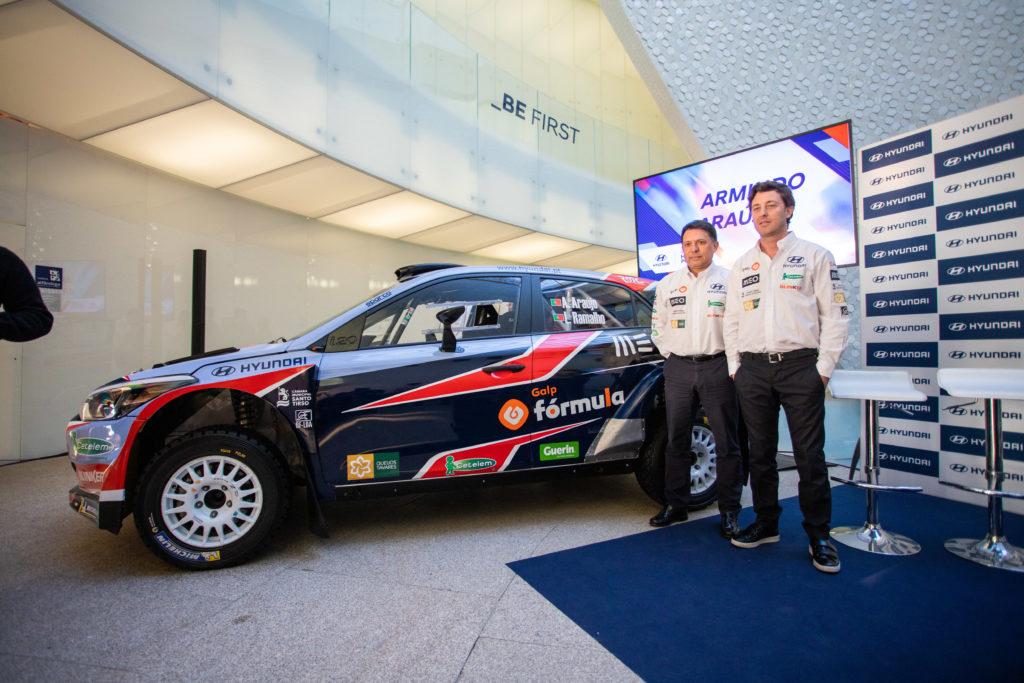 Team Hyundai 2019 Armindo Araújo 2