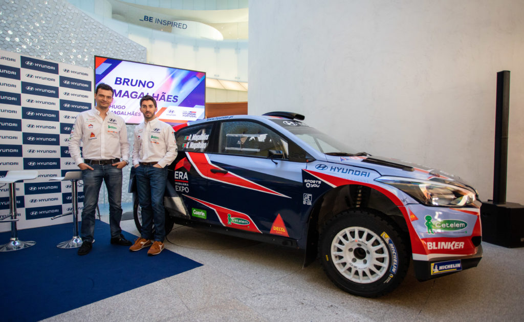 Team Hyundai 2019 Bruno Magalhães