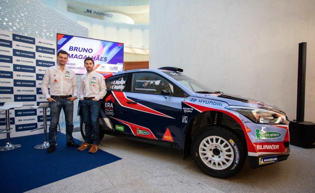 Team Hyundai 2019 Bruno Magalhães