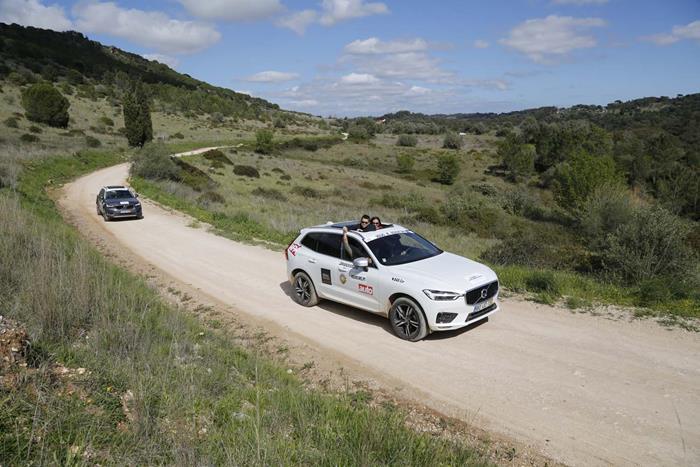 Volvo XC Adventure 2018