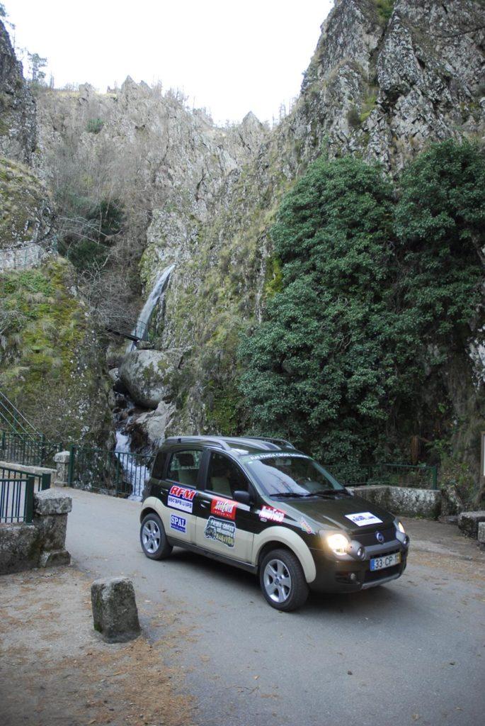 2º Fiat Panda Cross Adventure 2008 1