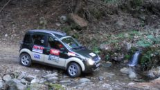 2º Fiat Panda Cross Adventure 2008 2